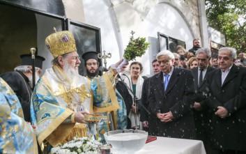 Παυλόπουλος: Το φως της Χριστιανοσύνης να οδηγεί τα βήματά μας