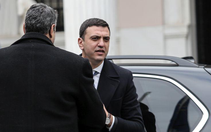 Κικίλιας: Γιατί ο κ. Τσίπρας εμπιστεύεται τον κ. Καμμένο;
