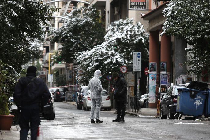 «Μίλησε» το καλάσνικοφ της επίθεσης κατά των ΜΑΤ