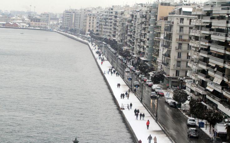 Με σχέδιο έκτακτης ανάγκης και σήμερα τα λεωφορεία στη Θεσσαλονίκη