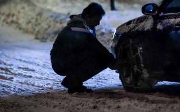 Κλειστοί δρόμοι σε Ροδόπη και Δράμα λόγω της κακοκαιρίας