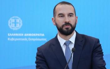Τζανακόπουλος: Τα 4,5 δισ που ζητά το ΔΝΤ δεν υπάρχει περίπτωση να γίνουν αποδεκτά
