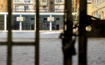 Κακοκαιρία Ηφαιστίωνας: Κλειστά σχολεία στην Κρήτη λόγω ψύχους