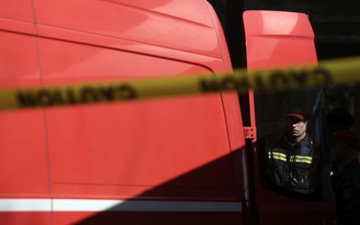 Δύο νεκροί σε φωτιά στη Λέσβο