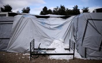 SOS για τους πρόσφυγες που παγώνουν σε Ελλάδα και Βαλκάνια