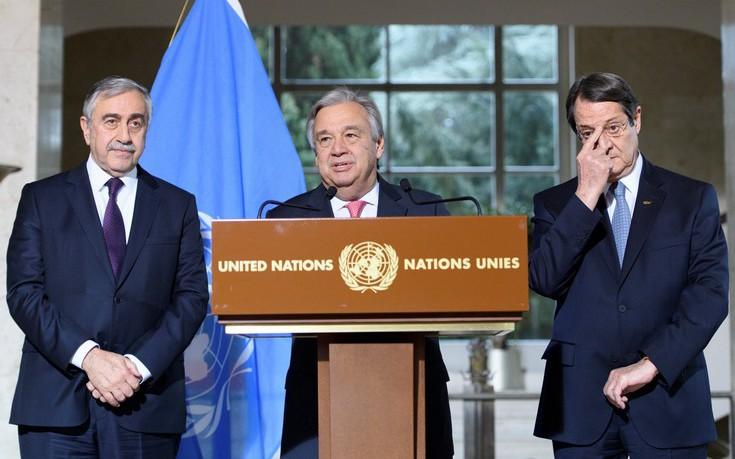 Μετά τις διαφωνίες αναλαμβάνουν οι τεχνοκράτες το Κυπριακό