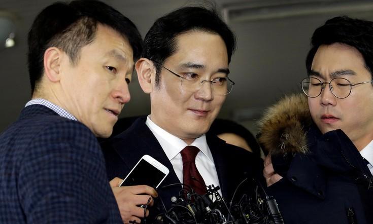 Στη φυλακή το αφεντικό της Samsung