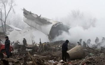 Η Turkish Airlines αρνείται ότι συνετρίβη δικό της αεροπλάνο πάνω σε χωριό και δείχνει την ACT Airlines