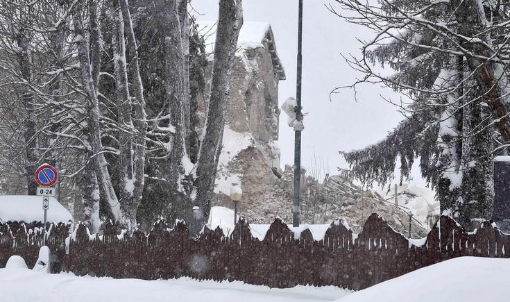 Υψηλό ρίσκο για νέο σεισμό στην Ιταλία