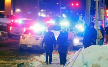 Τρομοκράτες πίσω από την επίθεση στο τέμενος του Κεμπέκ