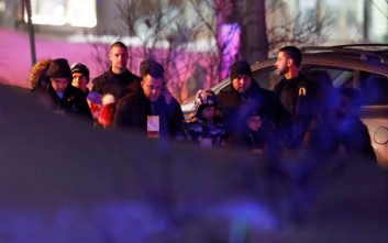 Ένοπλοι άνοιξαν πυρ σε τέμενος του Κεμπέκ