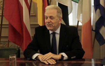 Αβραμόπουλος: Σκοπός μας η εφαρμογή μια ολοκληρωμένης μεταναστευτικής πολιτικής