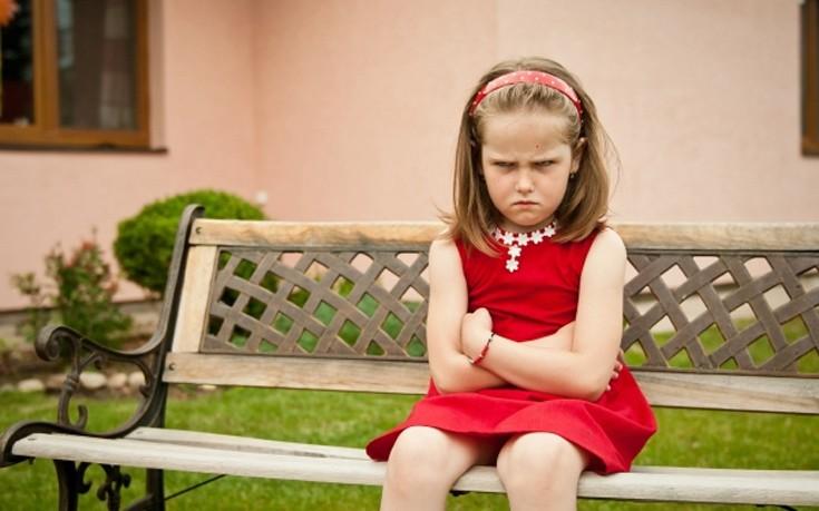 Έτσι θα ηρεμήσετε ένα θυμωμένο παιδί