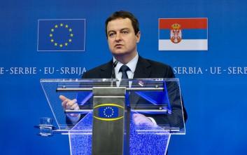 Σερβία: «Δυσάρεστη» και «κακή» η απόφαση της Ελλάδας για κλείσιμο των συνόρων