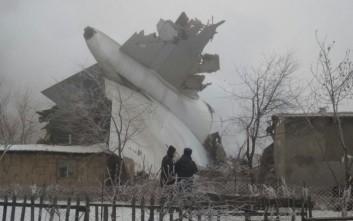 Στους 32 οι νεκροί στη συντριβή αεροσκάφους πάνω σε σπίτια