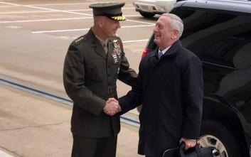 Στη Μέση Ανατολή εσπευσμένα ο νέος υπουργός Άμυνας των ΗΠΑ