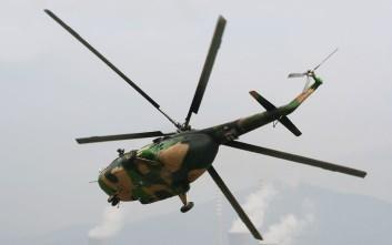 Στρατιωτικό ελικόπτερο χάθηκε στη ζούγκλα του Αμαζονίου