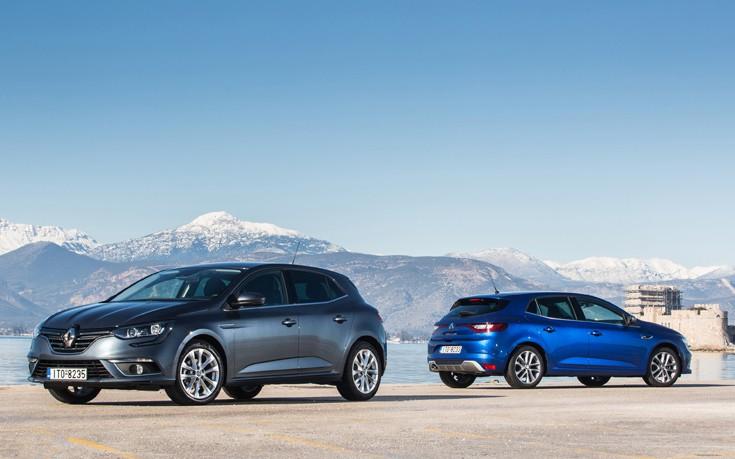Σύντομη δοκιμή του νέου Renault Megane