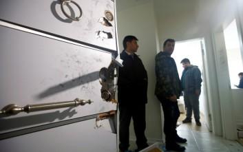 Μέσα στο σπίτι που κρυβόταν ο τρομοκράτης του Reina