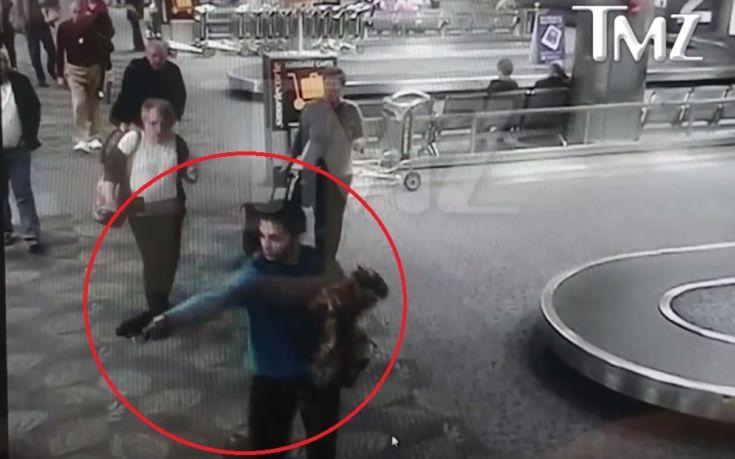 Συγκλονιστικό βίντεο από την επίθεση στο αεροδρόμιο του Φορτ Λόντερντεϊλ