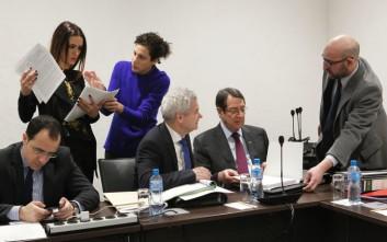 Αναστασιάδης: Σταθμός στην ιστορία του Κυπριακού η κατάθεση χαρτών