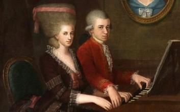 H άγνωστη αδελφή του Μότσαρτ που ήταν επίσης μουσική διάνοια