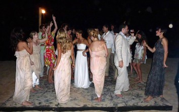 Φωτογραφίες από το γάμο του κοριτσιού του πρίγκιπα Χάρι