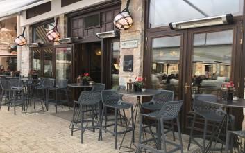 Αρίων, σταθερό και ανανεωμένο meeting point στην Αράχωβα