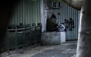 Θερμαινόμενος χώρος του δήμου Αθηναίων από σήμερα για την προστασία των αστέγων από το ψύχος