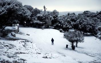 Χιόνια και σε Αθήνα - Θεσσαλονίκη βλέπει ο Αρνιακός