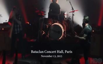 Ντοκιμαντέρ των Eagles Of Death Metal για τα γεγονότα στο Bataclan