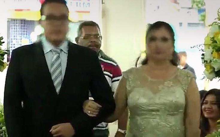 Ένοπλος σκόρπισε τον τρόμο σε γάμο στη Βραζιλία