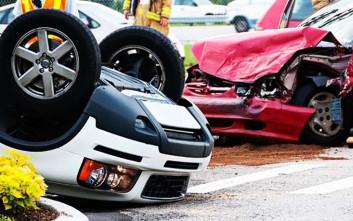 Μειώθηκαν τα τροχαία ατυχήματα τον Νοέμβριο