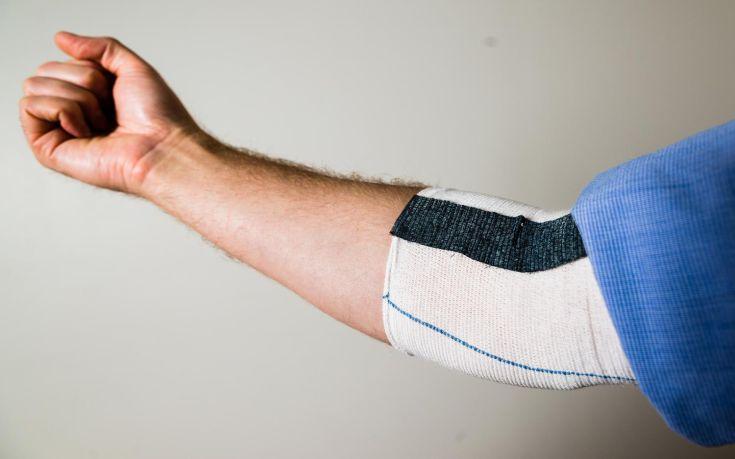 Φτιάχτηκαν ρούχα με υφασμάτινους τεχνητούς μύες