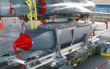 Η πολεμική αεροπορία διαθέτει πύραυλο κρουζ