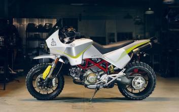Πώς θα έμοιαζε ένα Ducati Hypermotard στα Eighties