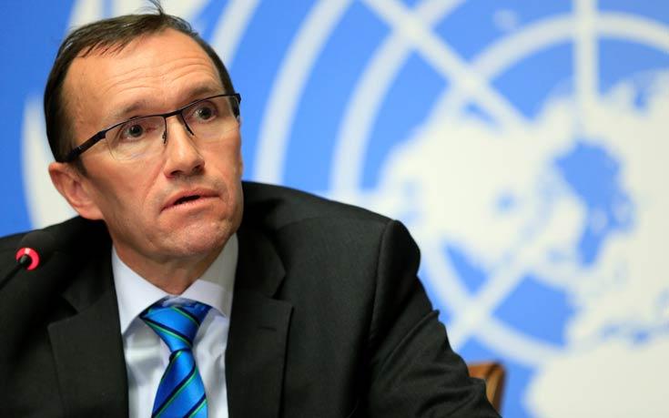 Άιντε: Υπάρχει ευκαιρία για λύση του Κυπριακού