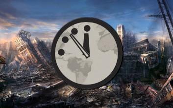 Τι είναι το Ρολόι της Αποκάλυψης που μας φέρνει συνεχώς κοντύτερα στη συντέλεια του κόσμου