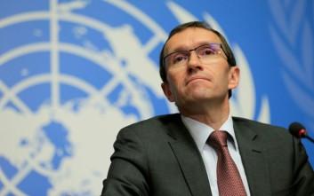 Άιντε: Δεν υπάρχει κανένα έγγραφο στο τραπέζι για το Κυπριακό