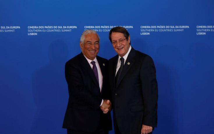 Αναφορά στο Κυπριακό περιλαμβάνεται στη Διακήρυξη της Λισαβόνας