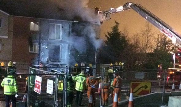 Ισχυρή έκρηξη σε συγκρότημα κατοικιών στο Λονδίνο