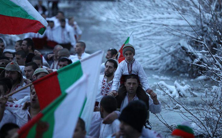 Χάος σε Βουλγαρία και Ρουμανία με σφοδρές χιονοθύελλες