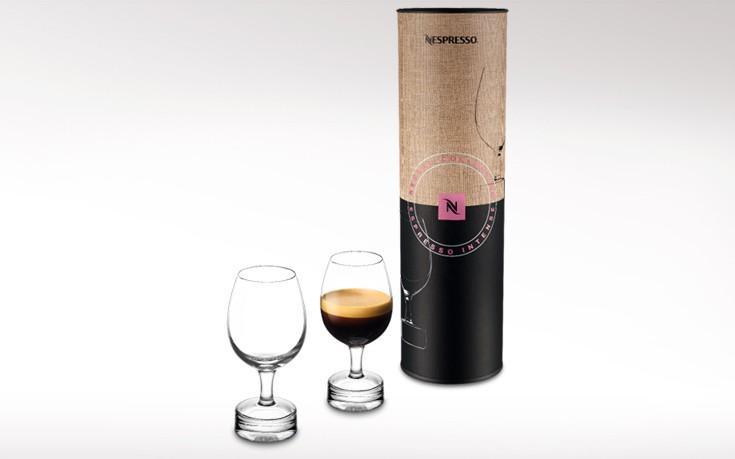 Η Nespresso παρουσιάζει τον πρώτο της παλαιωμένο καφέ