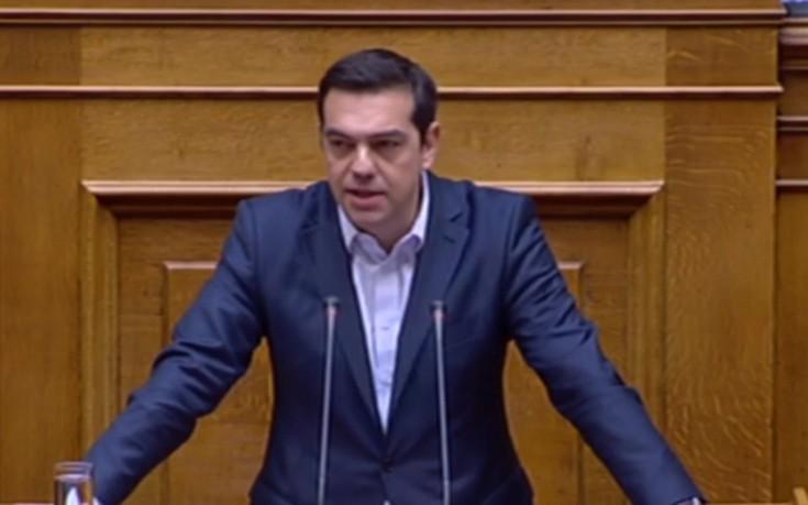 Τσίπρας: Η Τουρκία να αφήσει την επιθετική ρητορική για το Κυπριακό