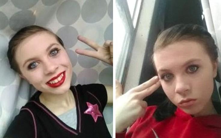 Εικόνες που συγκλονίζουν με 12χρονη που αυτοκτόνησε σε live streaming