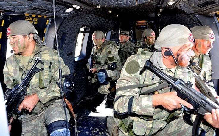 Ποια είναι η δύναμη του τουρκικού στρατού κατοχής στην Κύπρο
