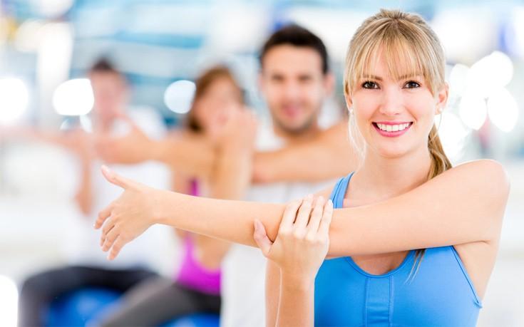 Εξίσου ωφέλιμη για την υγεία η άσκηση μόνο τα Σαββατοκύριακα