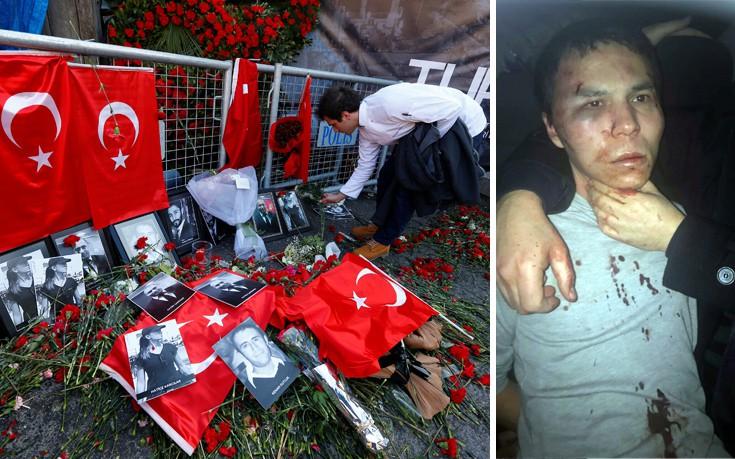 Τυχαία επέλεξε τον στόχο του ο δράστης της επίθεσης στην Κωνσταντινούπολη