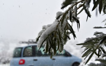 Ισχυρές καταιγίδες και χιόνια φέρνει από την Ιταλία ο «Θησέας» για τις επόμενες 48 ώρες