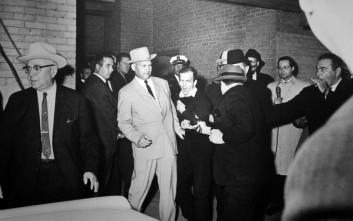 Ο μυστηριώδης δολοφόνος του δολοφόνου του Κένεντι